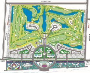 dự án golf biển cửa lò